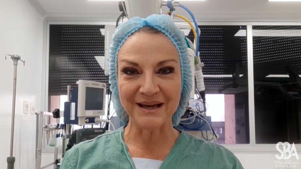 homenagem aos anestesiologistas do Brasil